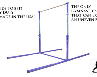 Gymnastics Bars / Free Shipping PLUS you can upgrade to an Uneven BAR!!!!