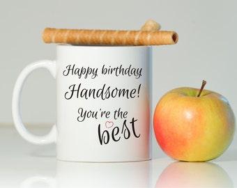Birthday for husband gift, Birthday for husband mug, Birthday gift for him, Husband gift, Husband birthday, Gift for husband, Husband mug