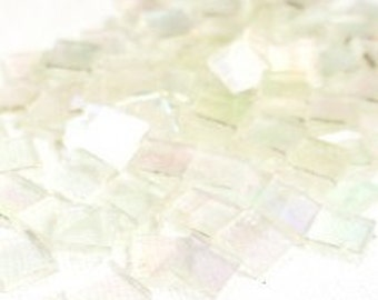 Mini Stained Glass - Clear Iridescent - 50g