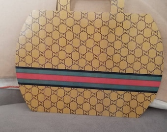 Designer Inspired Guest book ONLY (Gucci)