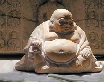 Big sur Buddha