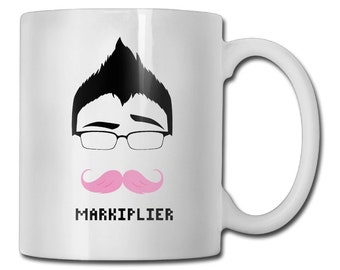 Markiplier Coffe Mug Anime