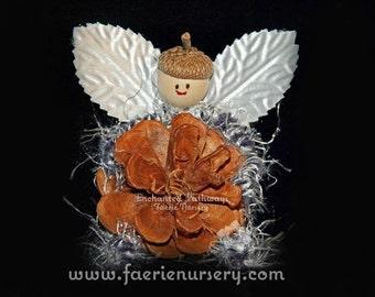 Keith the Flower Petal Prince, Fairy, OOAK, Elf