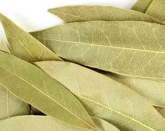 Bay Leaf - Whole Leaves - Reclosable Bag - 1 ounce - 28 grams