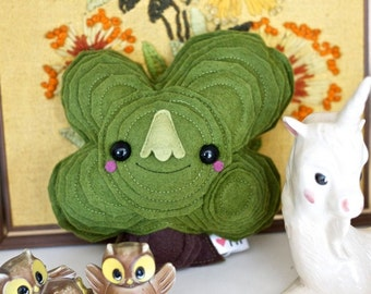 Oak Tree Plush Toy
