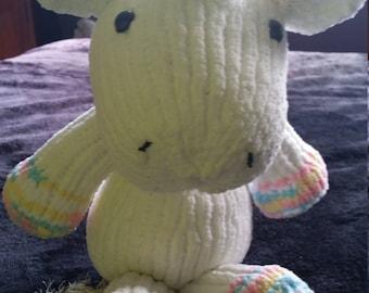 Stuffed Toy Unicorn