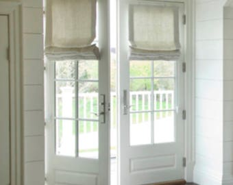 French Door Curtains Etsy