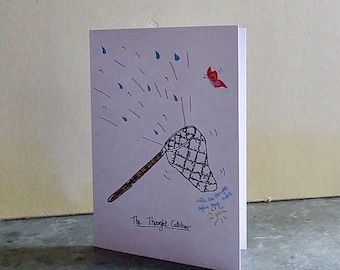 Thought Catcher Greeting Card
