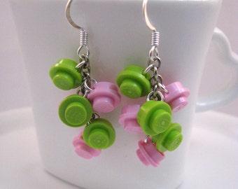 Dainty LEGO® Cascade Earrings