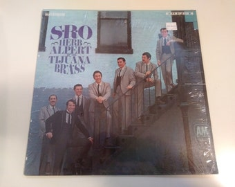 Herb Alpert and The Tijuana Brass - S.R.O. NM Original Stereo Press A&M SP-4119 Record 1966 in shrink - Play Tested Latin Pop jazz