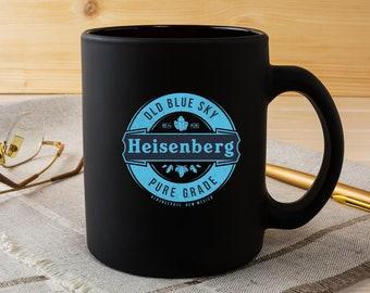 Breaking Bad Heisenberg Black Mug