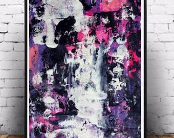 Abstract Art, Abstract Painting , Art Print, Giclee Print , Abstract Art Print, Modern Art , Contemporary Art ,