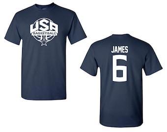 Lebron james shirt   Etsy