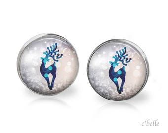 Christmas Earrings Winter-37