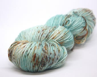 Eggs-terminate! - Hand-Dyed to Order Speckled