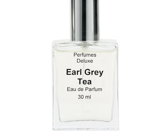 Earl Grey Tea Perfume (Designer-type) from Perfumes Deluxe, 3 ml, 10 ml, 30 ml.