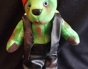 Zombie Biker Bear