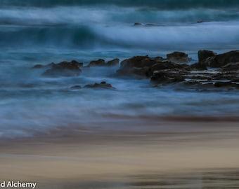 Kilcunda Beach color photography
