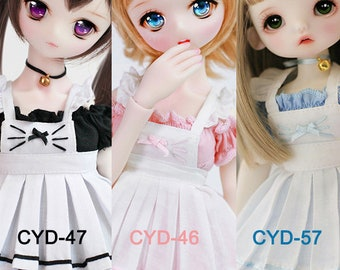CODENOiR -  Cat Maid BJD clothes for YOSD/ 1/6 BJD
