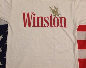 Vintage Winston Tobacco tshirt