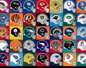 Nfl team ornaments made to order
