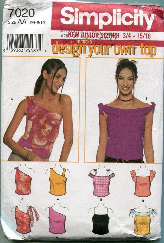 Womens Tank Top Sewing Pattern ✓ Labzada Blouse