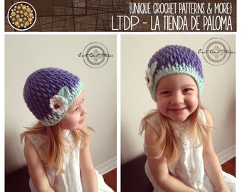 INSTANT DOWNLOAD - Crochet Jamie Flapper