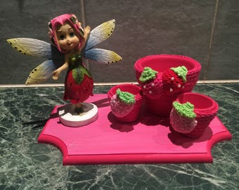 Fairies for the Dressing Table