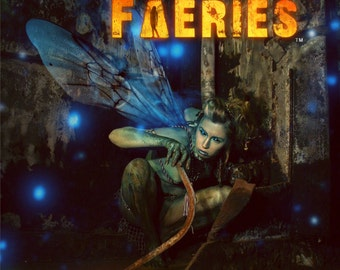 Time of the Faeries: Generation 2 Art Book Collectors Edition