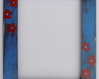 11X14 Original Hand Painted & Hand Crafted Picture Frame
