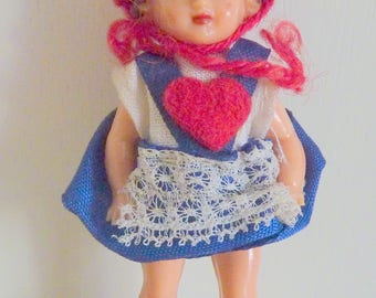 Vintage Germany Ari Tortulone doll 1960 Königee/Thuringia