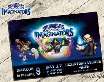 Skylanders party etsy skylanders invitationskylanders birthdayskylanders birthday invitationskylanders partyskylanders birthday invitation partido skylanders filmwisefo