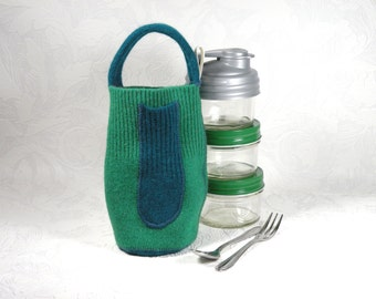 to go snack sack - glass
