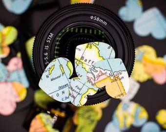 Love for Travel Confetti | Map Confetti | Party Decor | Table Decor | Travel