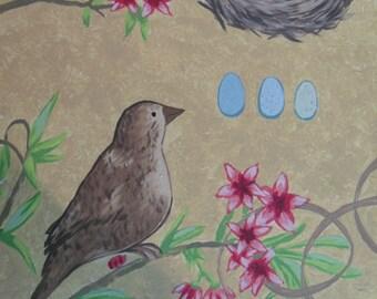 Nesting Birds DIGITAL