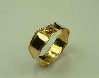 Handmade Gold 14k Ring