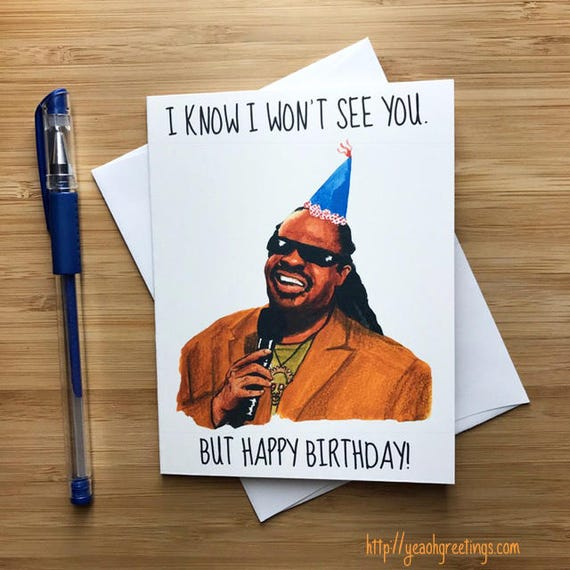Funny Stevie Birthday Card Funny Birthday Card Inappropriate