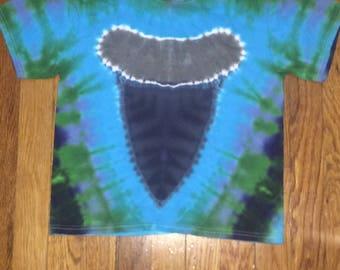 Shark tooth yourh tee shirt