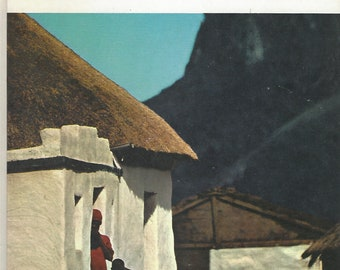 TIME LIFE: World Library; South Africa by Tom Hopkinson ( 1964)
