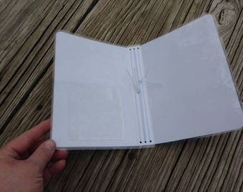 Clear pocket for your travelers notebook