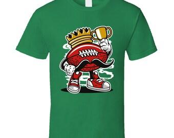 Football King T Shirt