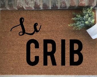 Le Crib Doormat
