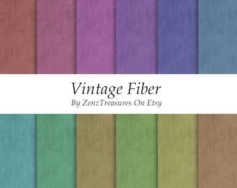 Vintage Digital Paper, Vintage Scrapbook Paper, Digital Vintage Paper, Vintage Background, Vintage Printable Paper, Digital Download