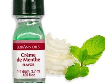 Creme De Menthe - 2 Dram Pack - LorAnn Oils