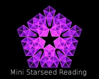Starseed Reading - Mini