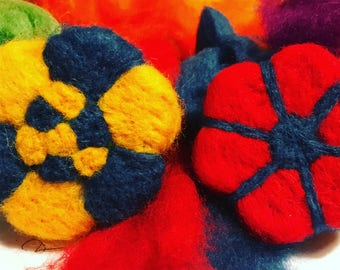 Made To Order Felted Soaps