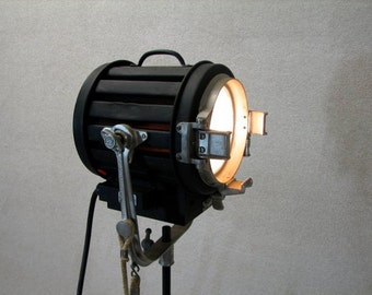1950's Movie Studio Spotlight, Baby SolarSpot Mole Richardson