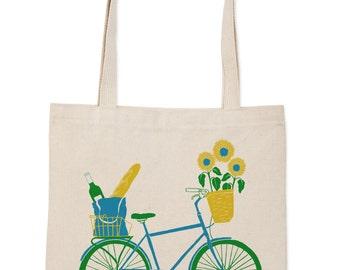Picnic Bike Everyday Tote