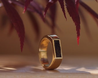 Gold Pet Ring