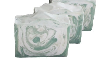 Peppermint Goats Milk Soap - Free Shipping*